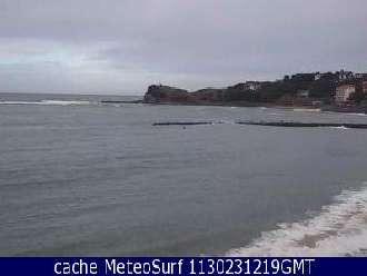 Webcam San Juan de Luz