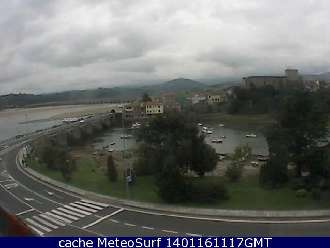 Webcam San Vicente de la Barquera