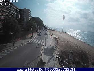 Webcam Sant Vicenç de Montalt