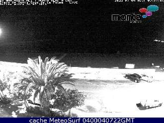 Webcam Santa Cruz de La Palma
