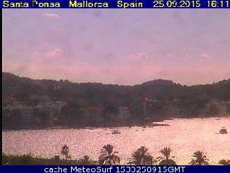 Webcam Santa Ponsa Bay
