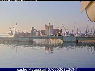 Webcam Interior del Puerto Santander