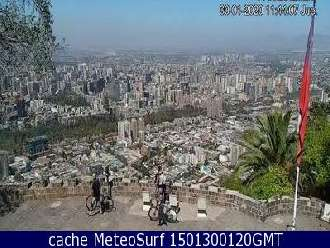 Webcam Santiago
