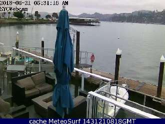 Webcam Sausalito