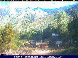 Webcam Sequoia National Park