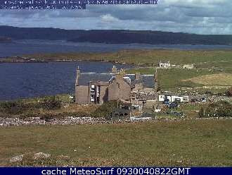 Webcam Shetland Islands