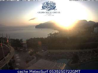 Webcam Sorrento Hotel