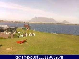 Webcam Table Mountain