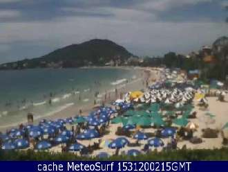 Webcam Bombinhas Hotel