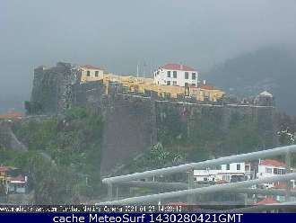 Webcam Funchal Fortaleza do Pico