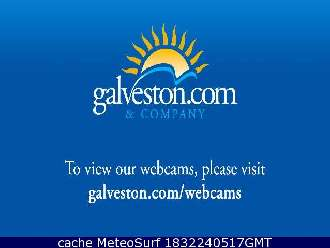 Webcam Galveston