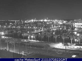 Webcam Alicante