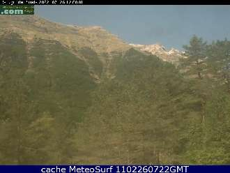 Webcam Pineta Bielsa