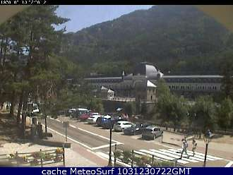 Webcam Canfranc
