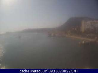 Webcam Denia Puerto