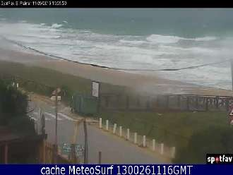 Webcam El Palmar Zahora