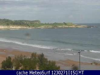 Webcam Playa del Sardinero