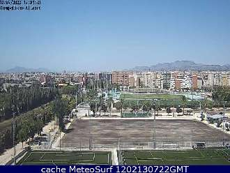 Webcam Elche Elx