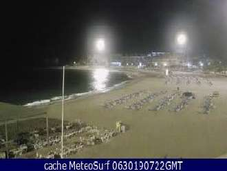Webcam Playa Las Vistas