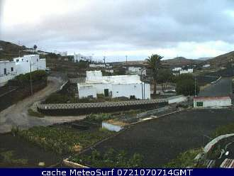 Webcam Los Valles Teguise
