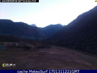 Webcam Pirineo Castej�n de Sos