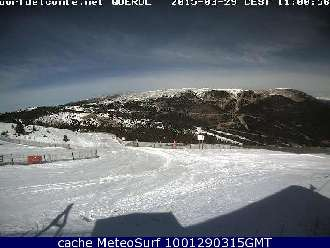 Webcam Port del Comte Esqui