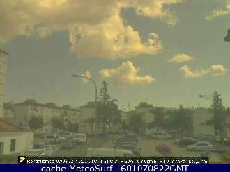 Webcam Ronda San Cristobal