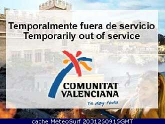Webcam Sagunto