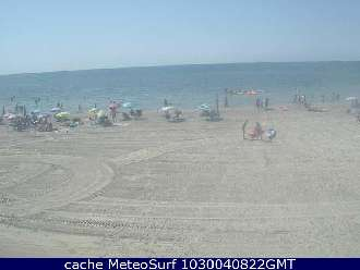 Webcam Santa Pola Gran Playa