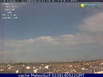 Webcam Sevilla Santiponce