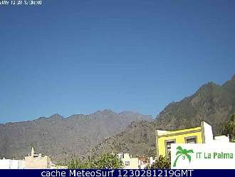 Webcam Tazacorte