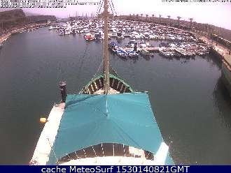 Webcam Muelle Tazacorte