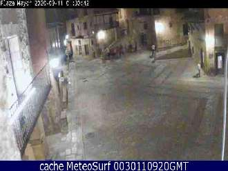 Webcam Albarracin