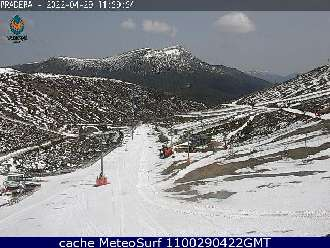 Webcam Valdesqui Esqui Guadarrama