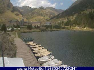 Webcam Vall de Nuria Hotel