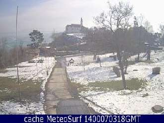 Webcam Tihany