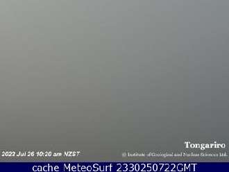 Webcam Tongariro