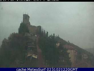 Webcam Torri di San Marino