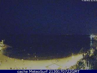 Webcam Torrevieja Muelle