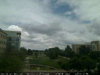 Webcam University of Missouri