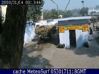 Webcam Agra