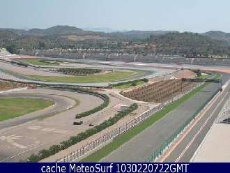 Webcam Circuito Cheste