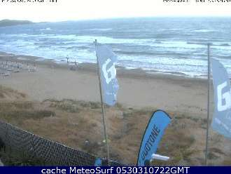 Webcam Vieste Gargano Surf