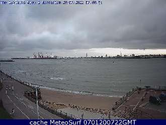 Webcam Merseyside beaches. Live weather streaming web cameras