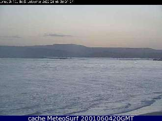 Webcam Exmouth Kitesurf
