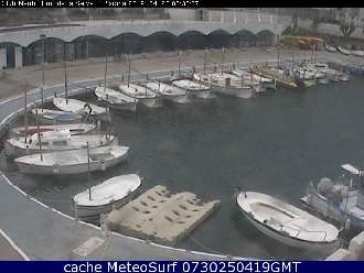 Webcam El Port de la Selva Alto Ampurdán
