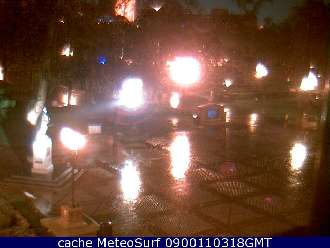 Webcam Los Angeles University
