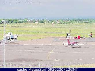 Webcam Staverton Airport