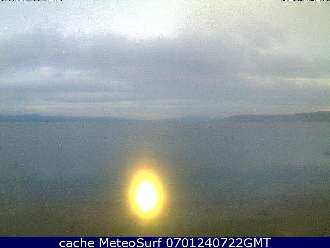 Webcam Taupo Lake