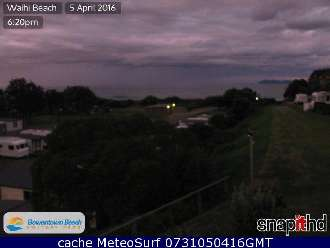 Webcam Waihi Beach